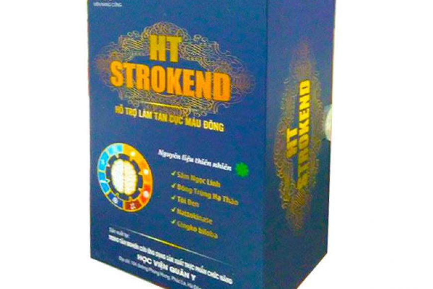 Giới thiệu về HT Strokend trong bệnh tai biến mạch máu não