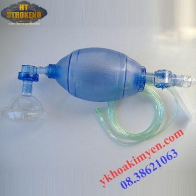 Bóng bóp hỗ trợ hô hấp